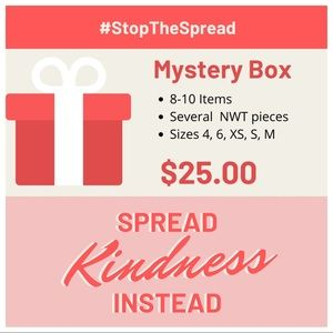 Mystery Box - What a Deal!!!